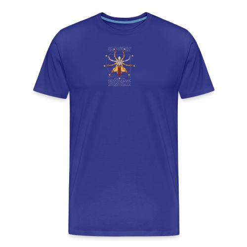 Vitruvian Omnic - Men's Premium T-Shirt
