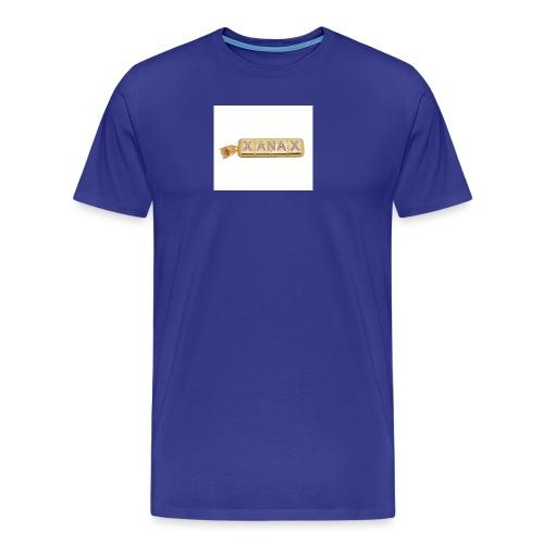 Xanax Bar - Men's Premium T-Shirt