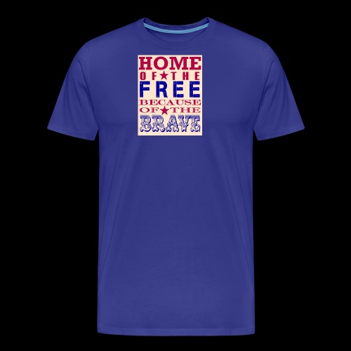 4th of July saying - Men's Premium T-Shirt