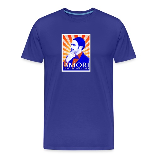Amori_poster_1d - Men's Premium T-Shirt