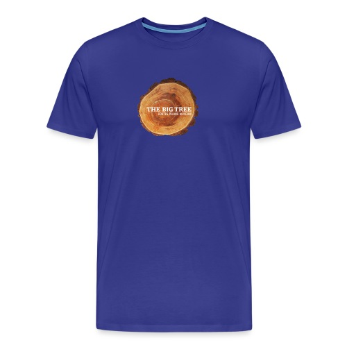 The Big Tree - Men's Premium T-Shirt
