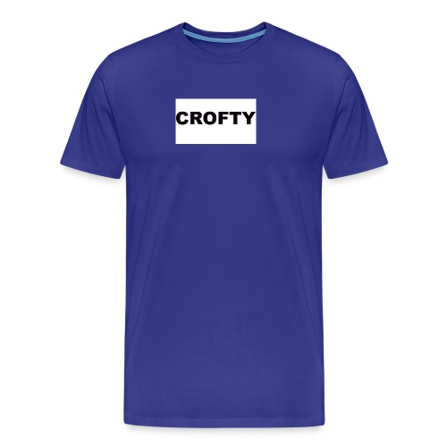 CROFTYS - Men's Premium T-Shirt
