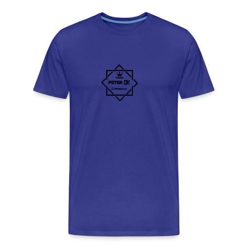 Brand PeterOK Merchandise - Men's Premium T-Shirt