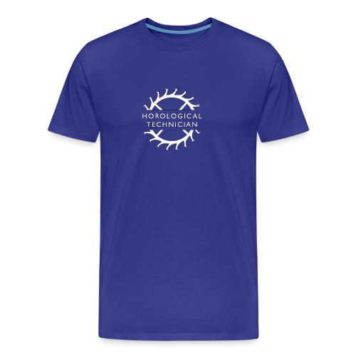 Horological Technician - White - Men's Premium T-Shirt
