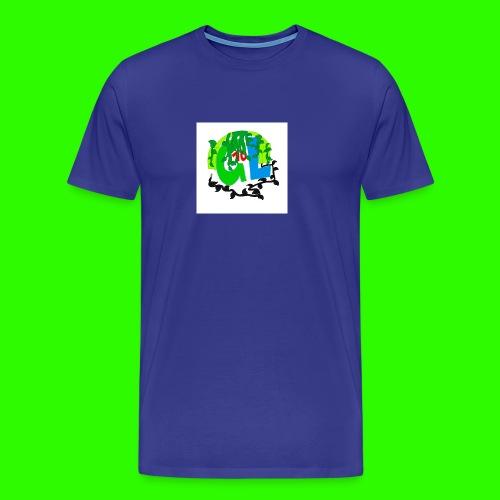 Greenleaf10 logo - Men's Premium T-Shirt