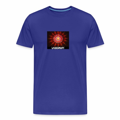 LASERIUM Laser starburst - Men's Premium T-Shirt