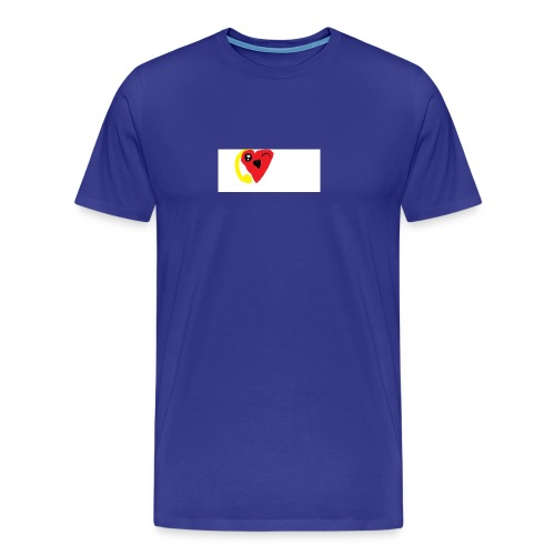 love heat - Men's Premium T-Shirt