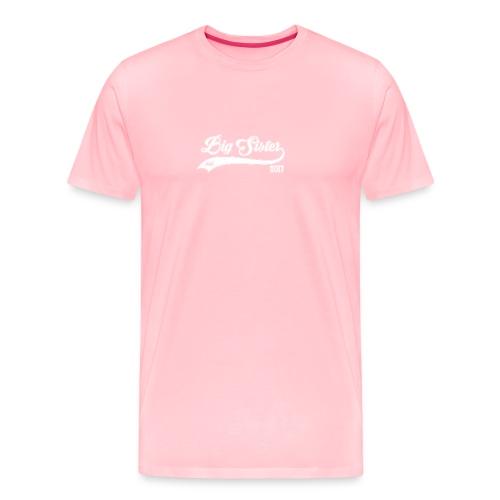Big Sister 2017 - Men's Premium T-Shirt