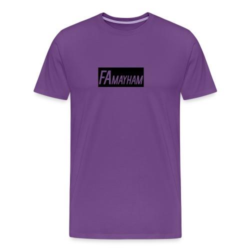 FAmayham - Men's Premium T-Shirt