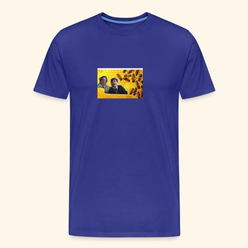 bees are cool - Men's Premium T-Shirt