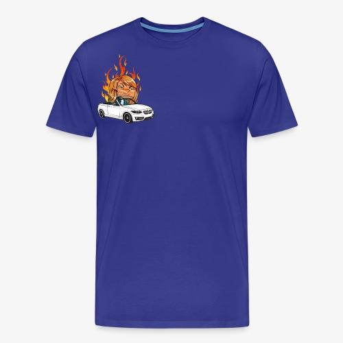 Angry Rage - Men's Premium T-Shirt