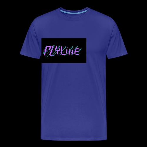 Flyline fun style - Men's Premium T-Shirt