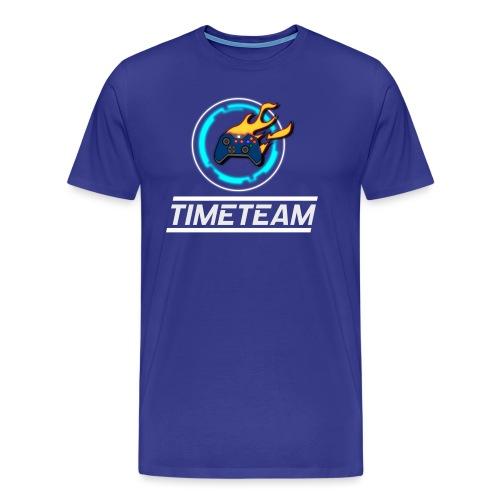 Full Logo png - Men's Premium T-Shirt