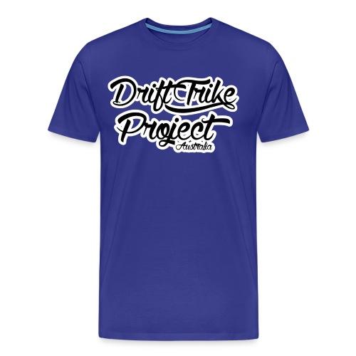 Drift Trike Project Back png - Men's Premium T-Shirt