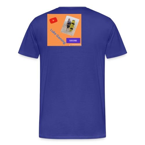 Luke Gaming T-Shirt - Men's Premium T-Shirt