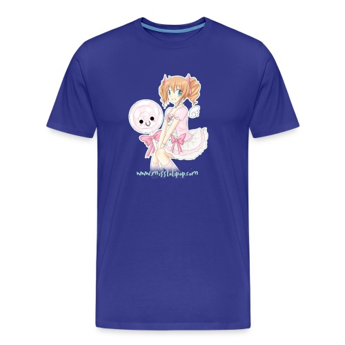 misslolifront - Men's Premium T-Shirt