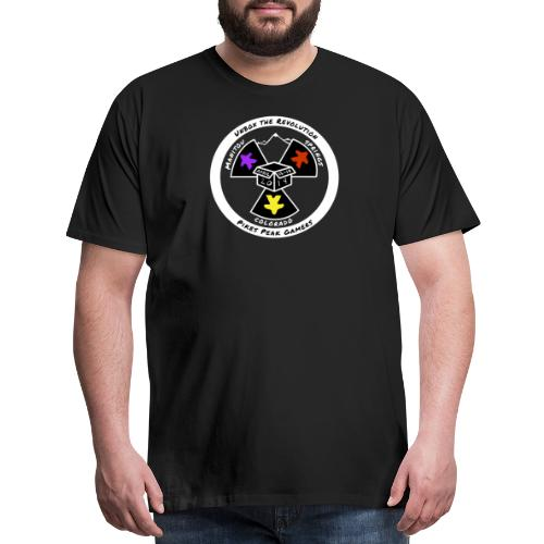 Pikes Peak Gamers Convention 2019 - Clothing - Men's Premium T-Shirt