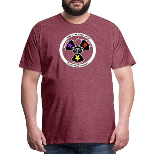 Pikes Peak Gamers Convention 2019 - Clothing - Men's Premium T-Shirt