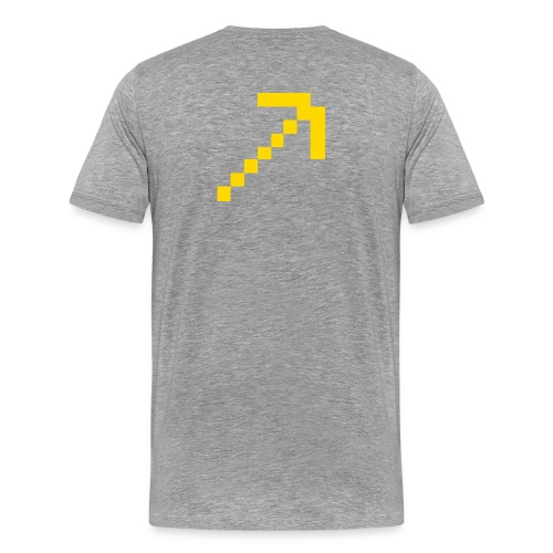 Kobes Logo - Men's Premium T-Shirt