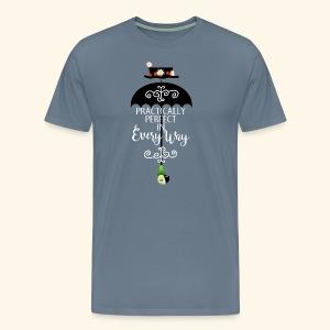Practically Full-Colored b - Men's Premium T-Shirt