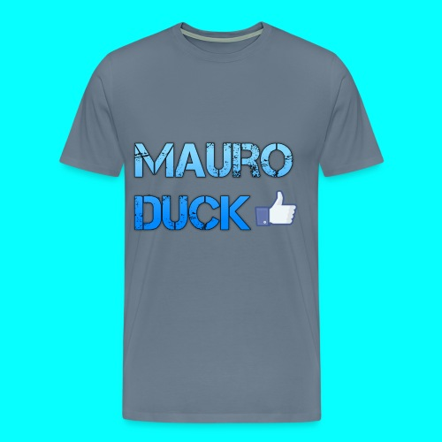 camisa sencilla (estampada) - Men's Premium T-Shirt