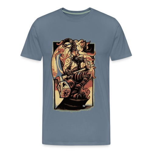 Dark Creation - Men's Premium T-Shirt