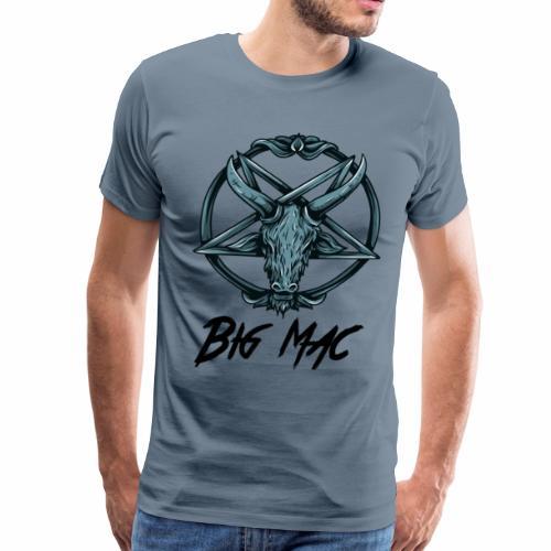 Big Mac Pentagram - Men's Premium T-Shirt