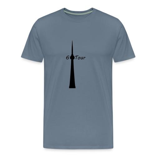 6 Tour Winter Apparel - Men's Premium T-Shirt