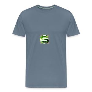 Spreadshirt_tryck_1_v2 - Men's Premium T-Shirt