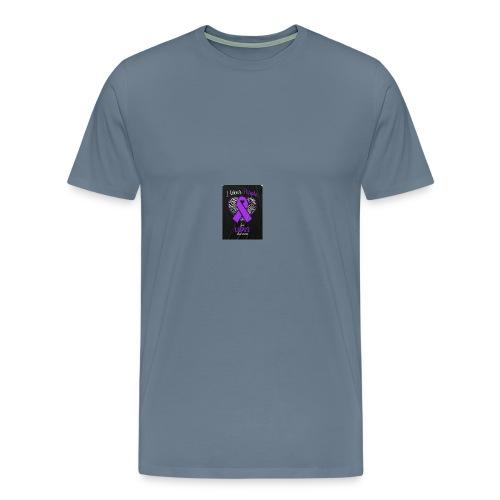 Lupus warrior - Men's Premium T-Shirt