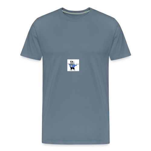 undertale-sans i hope you like it - Men's Premium T-Shirt