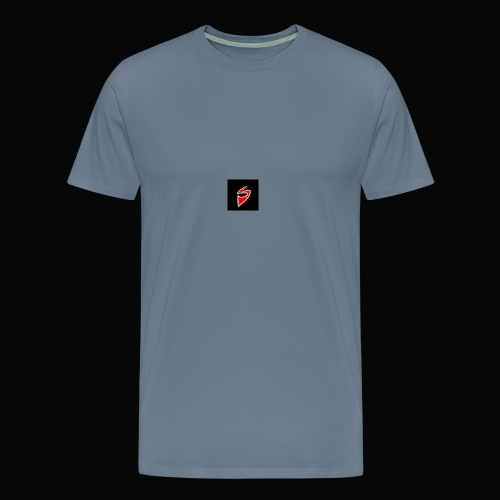 Logo Collection Of One Shirt - Men's Premium T-Shirt