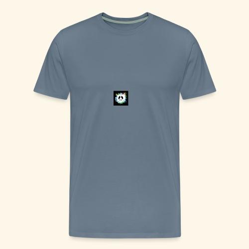 Peace sign - Men's Premium T-Shirt