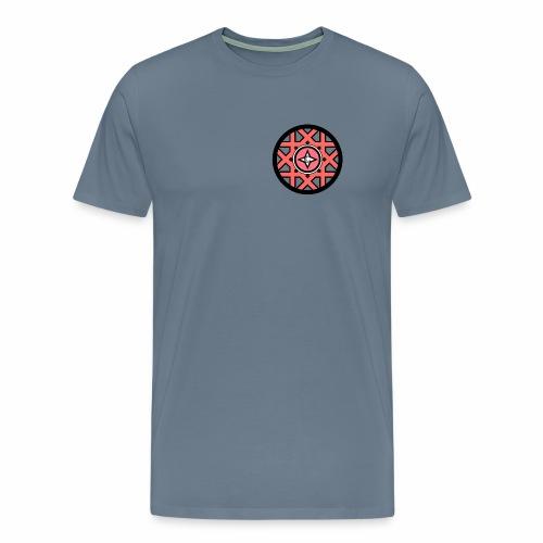 logo spiritual circle - Men's Premium T-Shirt