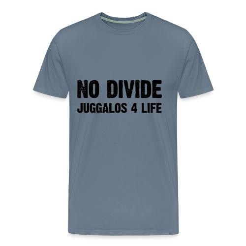 NO DIVIDE - Men's Premium T-Shirt