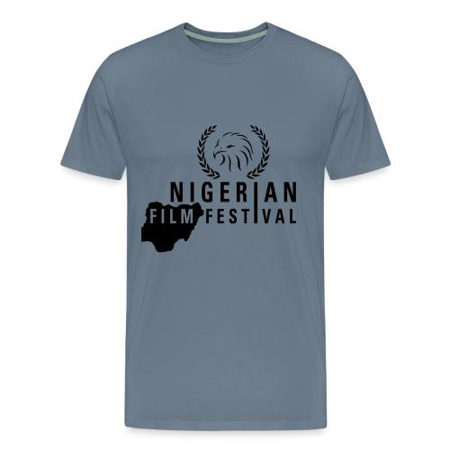Green logo - Men's Premium T-Shirt