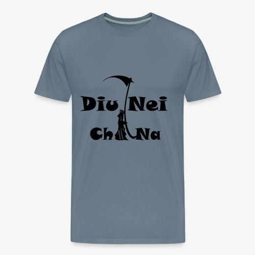 Diu7china - Men's Premium T-Shirt