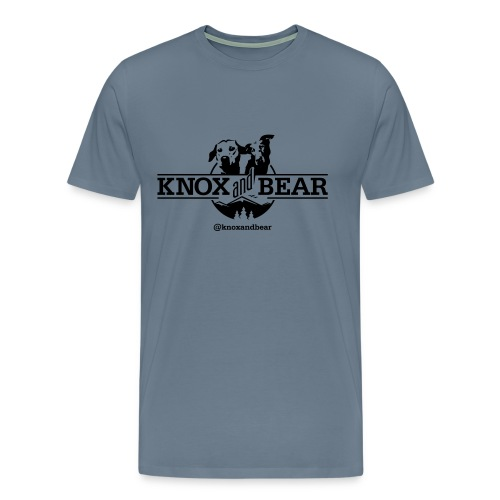 knox-and-bear - Men's Premium T-Shirt