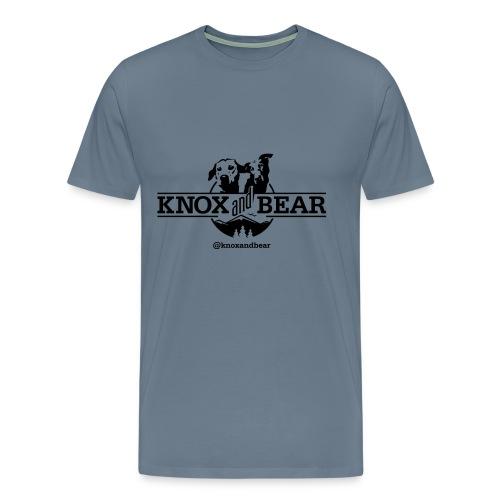 knox-and-bear - Men's Premium T-Shirt