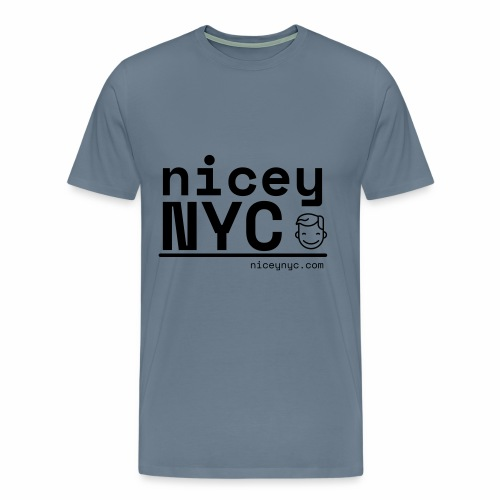 NiceyNYC Swag - Men's Premium T-Shirt