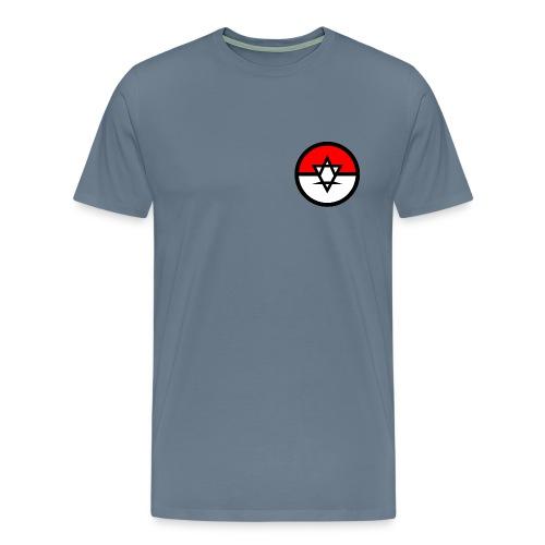 Audio Addiction Poke - Men's Premium T-Shirt