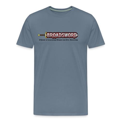 Broadsword! - Men's Premium T-Shirt
