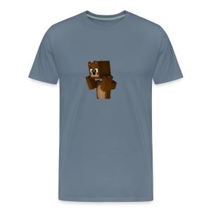BearGames Render - Men's Premium T-Shirt