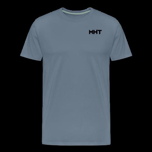 MHT Black - Men's Premium T-Shirt