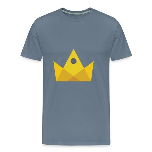 I am the KING - Men's Premium T-Shirt