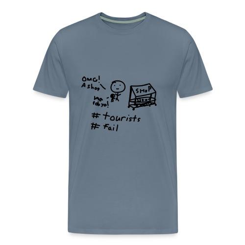 #FAIL Tshirt - Men's Premium T-Shirt