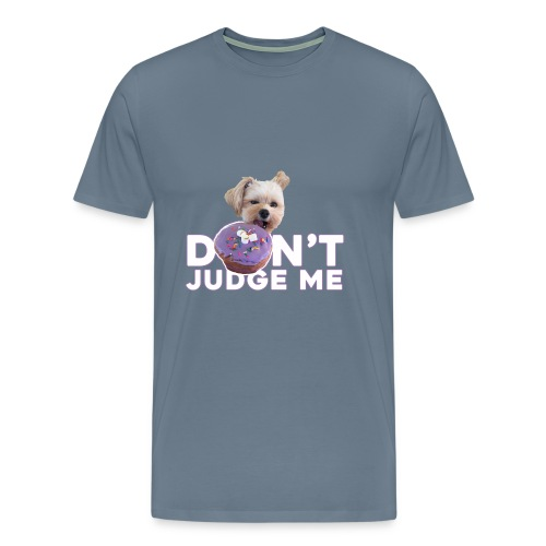 Popeye Don't Judge - Men's Premium T-Shirt