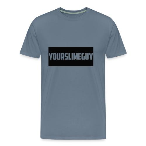 YourSlimeGuy Hoodie - Men's Premium T-Shirt