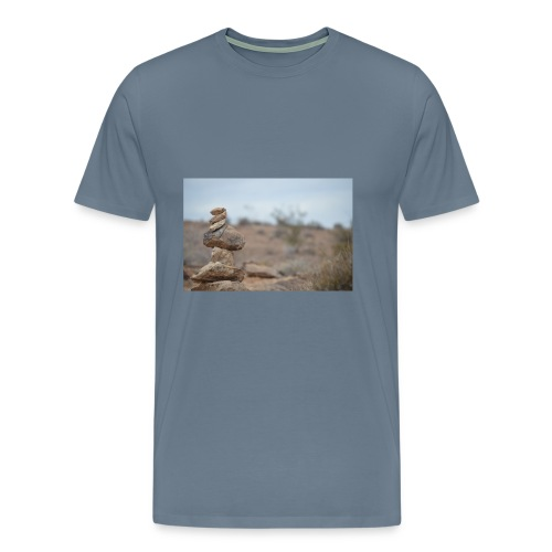Rocks - Men's Premium T-Shirt