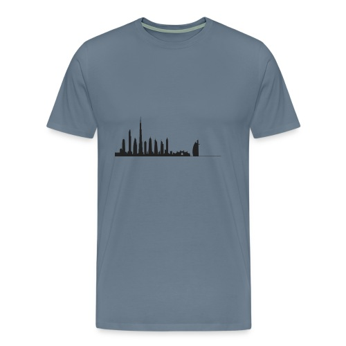 Dubai Views - Men's Premium T-Shirt